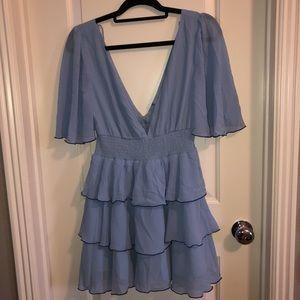Lovers + Friends Billie Mini Dress - REVOLVE